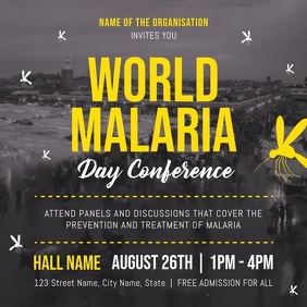 Malaria Awareness Campaign Square Video
