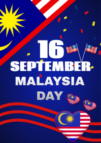 MALAYSIA DAY A4 template