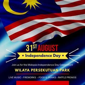 Malaysia Day Party Invitation Video