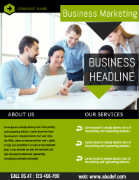 mall business flyer,poster ,banner,template,corporate flyer
