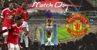 Manchester United auf Facebook geteiltes Bild template
