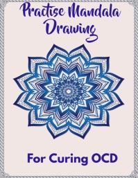 mandala for mental health Flyer (US Letter) template