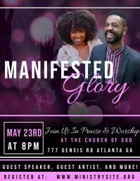 Manifested Glory