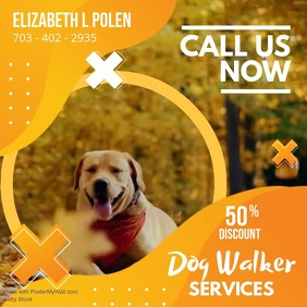 Maple Dog Walker Service Video Ad
