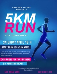 Marathon Flyer Video Template