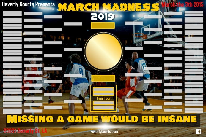 March madness 12