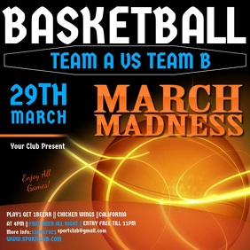March madness 4video