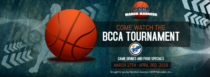 March Madness Basketball Tournament Facebook Cover