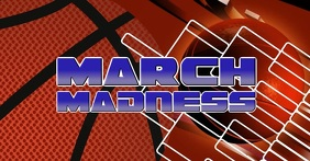 March Madness Facebook Shared Image template