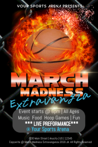 March Madness Extravanganza