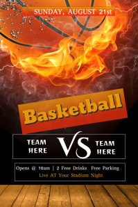 March Madness Poster