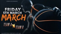 March Madness Template Digitale display (16:9)