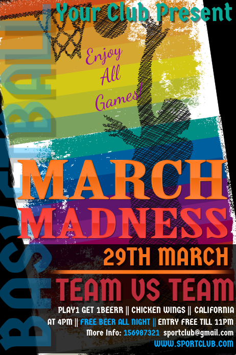 march madness55