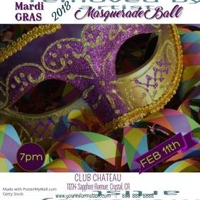 Mardi Gras/ Masquerade Ball Video