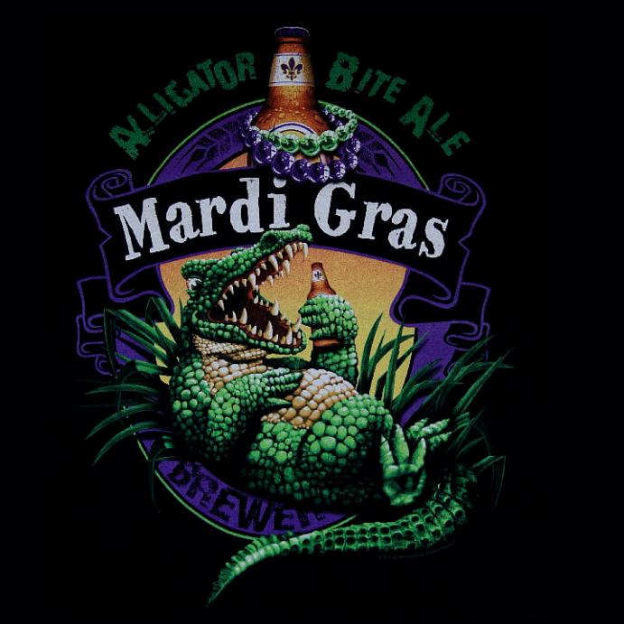 MARDI GRAS 2019 SHIRT