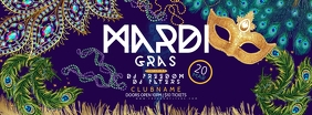Mardi Gras Facebook Cover