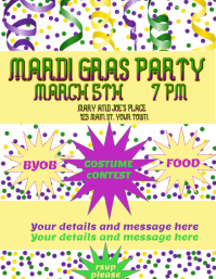 Mardi Gras / Fat Tuesday