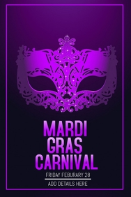 mardi gras flyers,event flyers ,party flyers