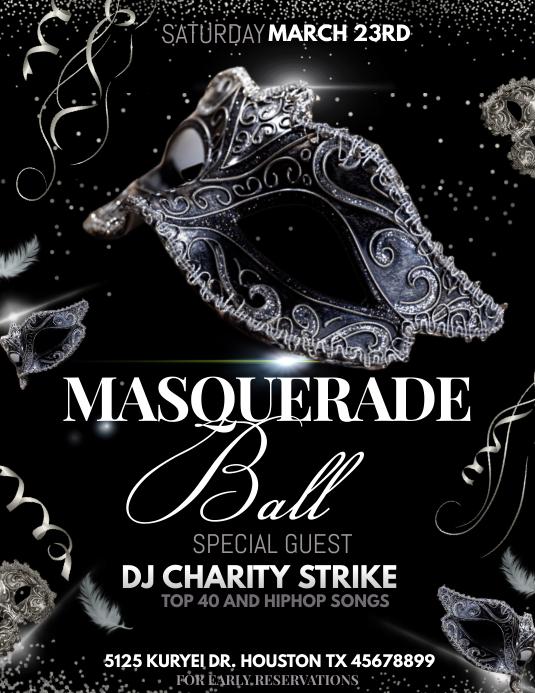mardi gras flyers,masquerade flyers