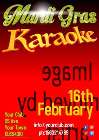 Mardi Gras Karaoke
