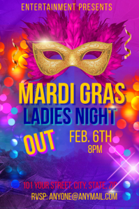 Mardi Gras Ladies Night Out