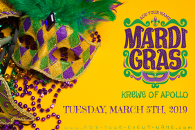 Mardi Gras Mask Beads Masquerade Ball Community Local