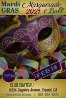 Mardi Gras Masquerade Video Poster