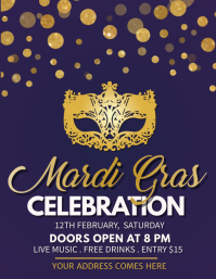 Mardi Gras Party, celebration, carnival