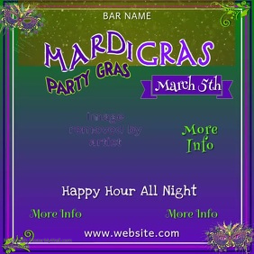 Mardi Gras Party Video