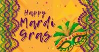 mardigras , event, festival Facebook Shared Image template