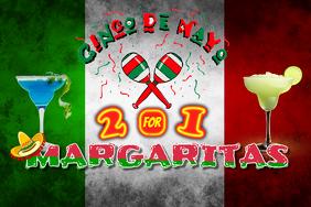 Margarita Cinco De Mayo Specials