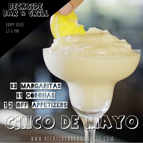 Margarita Cinco De Mayo Video