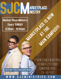 Market Place Ministry