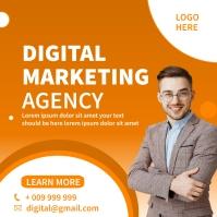 Marketing agency Iphosti le-Instagram template