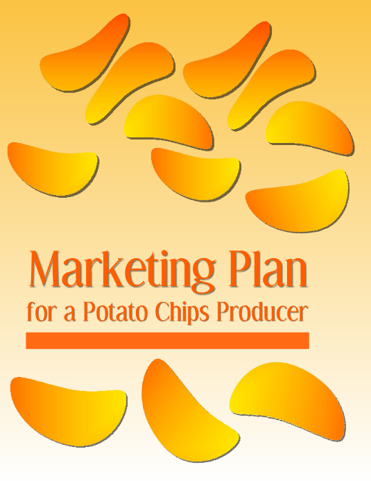 Marketing Plan for a Potato Chips Producer