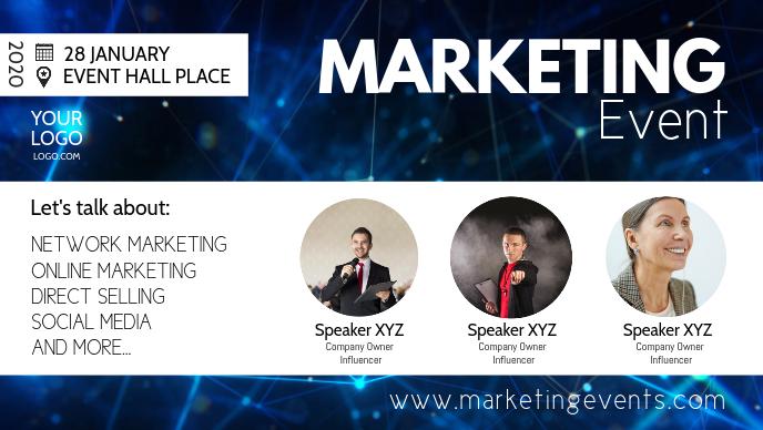 Marketing Seminar Event Workshop Congress Ad