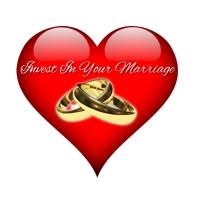 Marriage Love 徽标 template