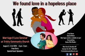 Marriage retreat/marriage seminar/love/church