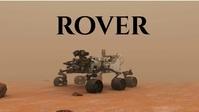 Mars rover after landing exploring mars Miniatura do YouTube template