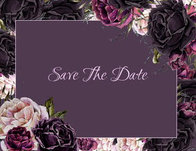 Marsala Save The Date