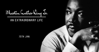 Martin Luther King Day Card /