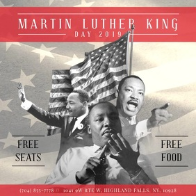 Martin Luther King Day Video Ad