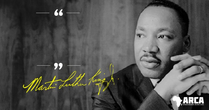 Martin Luther King Inspiration Quote