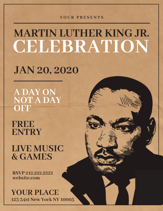 martin luther king jr day - photo #27