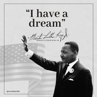 Martin Luther King Jr Quotes a dream