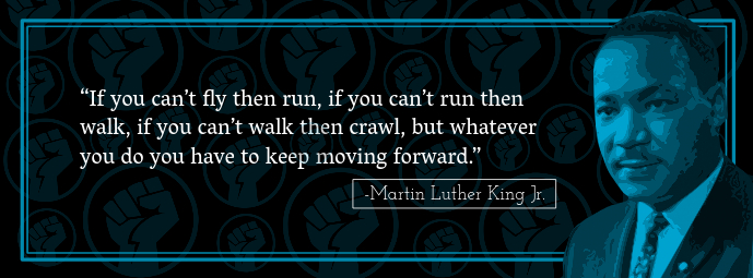 Martin Luther King Jr. Quote Facebook Cover Photo