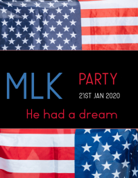 Martin Luther king party