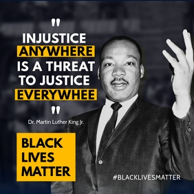 Martin Luther King Resistance Slogan Quote So