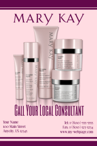 Customizable design templates for mary kay postermywall mary kay similar design templates saigontimesfo