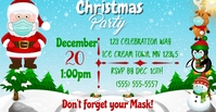 Mask Party Facebook